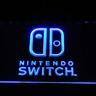 Nintendo Switch neon sign LED
