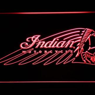 Indian Chief neon sign LED