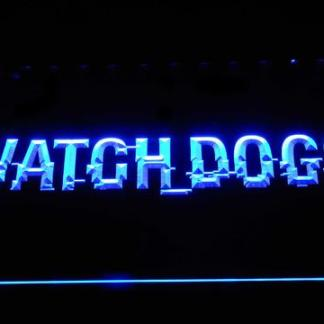 Watch Dogs neon sign LED