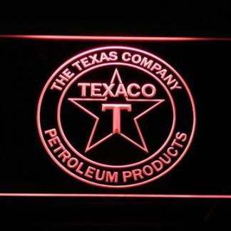 Texaco The Texas Company neon sign LED