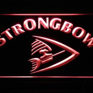 Strongbow neon sign LED