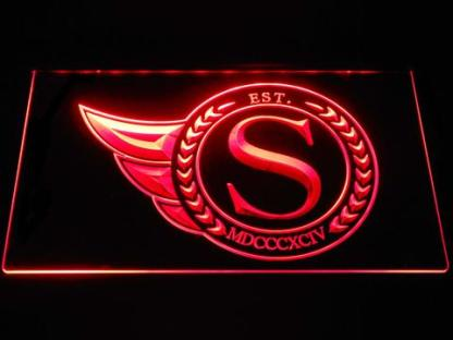 Ottawa Senators S - Legacy Edition neon sign LED