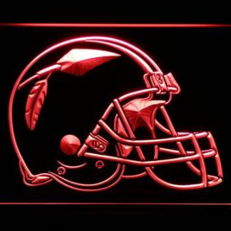 Washington Redskins 1965-1969 Helmet - Legacy Edition neon sign LED