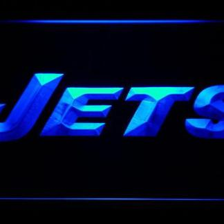 New York Jets Text neon sign LED