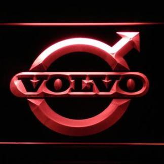 Volvo neon sign LED