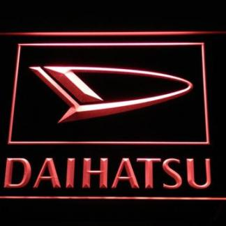 Daihatsu neon sign LED