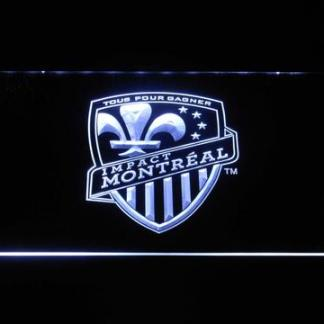 Montreal Impact neon sign LED