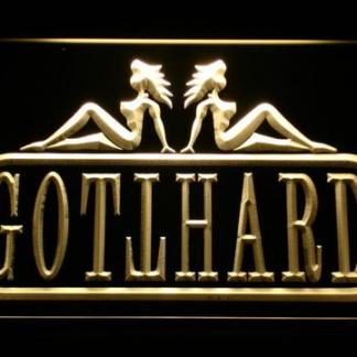 Gotthard neon sign LED