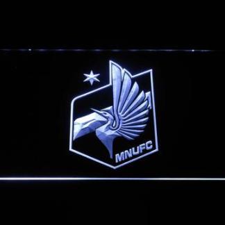 Minnesota  United FC neon sign LED