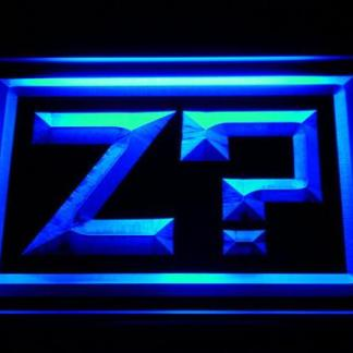 Invader Zim Z? neon sign LED