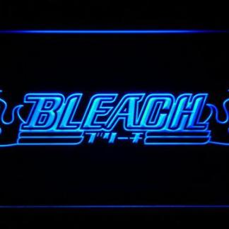 Bleach neon sign LED