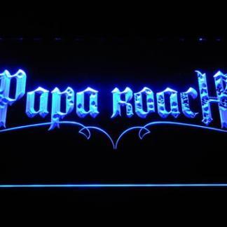 Papa Roach neon sign LED