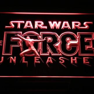 Star Wars The Force Unleashed neon sign LED