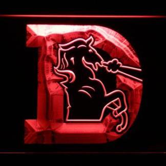 Denver Broncos - Legacy Edition neon sign LED