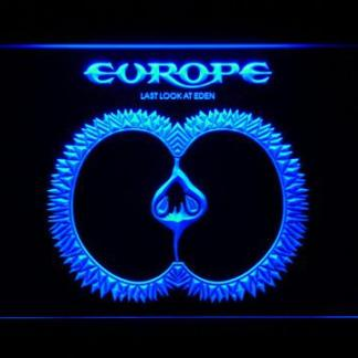Europe Last Look at Eden neon sign LED