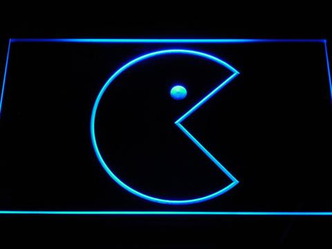 pac man icon neon sign led sign shop what s your sign