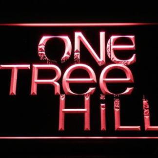 One Tree Hill neon sign LED