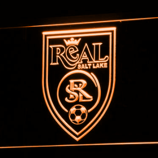 Real Salt Lake neon sign LED