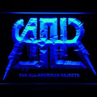 All-American Rejects neon sign LED