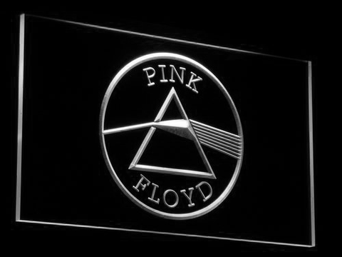 Pink Floyd Dark Side Of The Moon Circle Neon Sign Led Sign