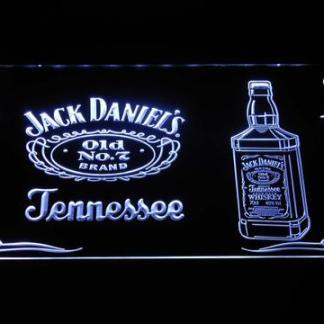 Jack Daniel's Bottle neon sign LED