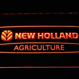 New Holland Agriculture neon sign LED