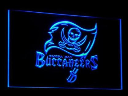 Tampa Bay Buccaneers neon sign LED