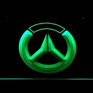 Overwatch Logo neon sign LED