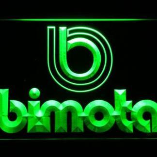Bimota neon sign LED