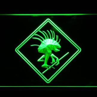 World of Warcraft Murloc neon sign LED