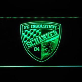 FC Ingolstadt 04 neon sign LED