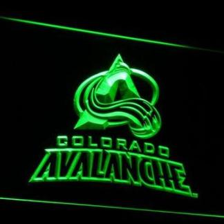 Colorado Avalanche neon sign LED