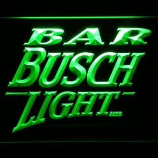 Busch Light Bar neon sign LED