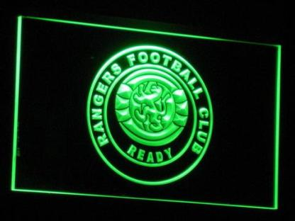 Glasgow Rangers FC neon sign LED