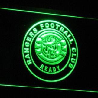 Glasgow Rangers FC neon sign LED