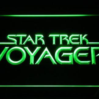 Star Trek Voyager neon sign LED