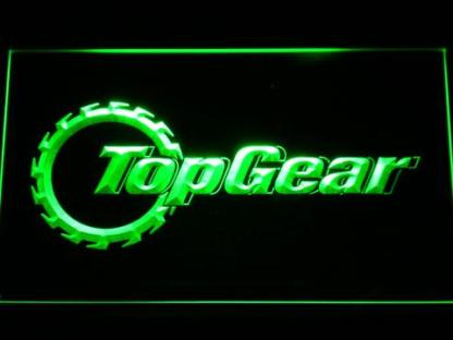 Top Gear neon sign LED