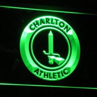 London Charlton Athletic FC neon sign LED
