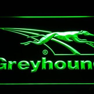 Greyhound neon sign LED