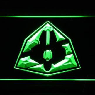 Star Wars Jedi Starfighter ETA-2 neon sign LED