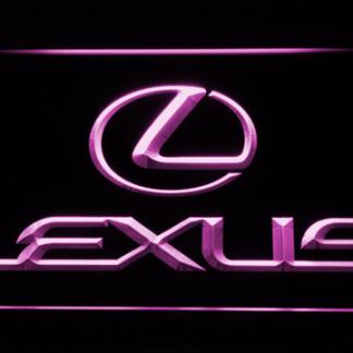 Lexus neon sign LED