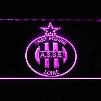 AS Saint-Étienne neon sign LED
