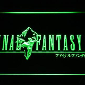 Final Fantasy IX neon sign LED