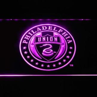 Philadelphia  Union neon sign LED