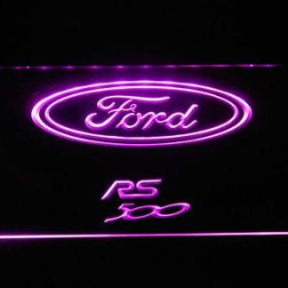 Ford RS500 neon sign LED
