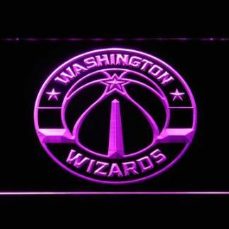 Washington Wizards Badge neon sign LED