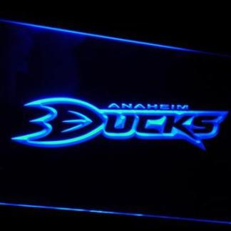 Anaheim Ducks neon sign LED