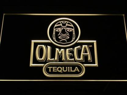 Olmeca Tequila neon sign LED