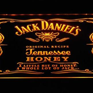 Jack Daniel's A little bit of Honey neon sign LED
