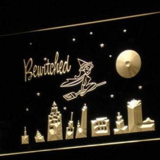 Bewitched neon sign LED
